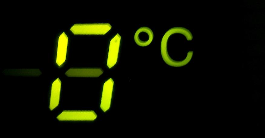 значок градуса на клавиатуре: