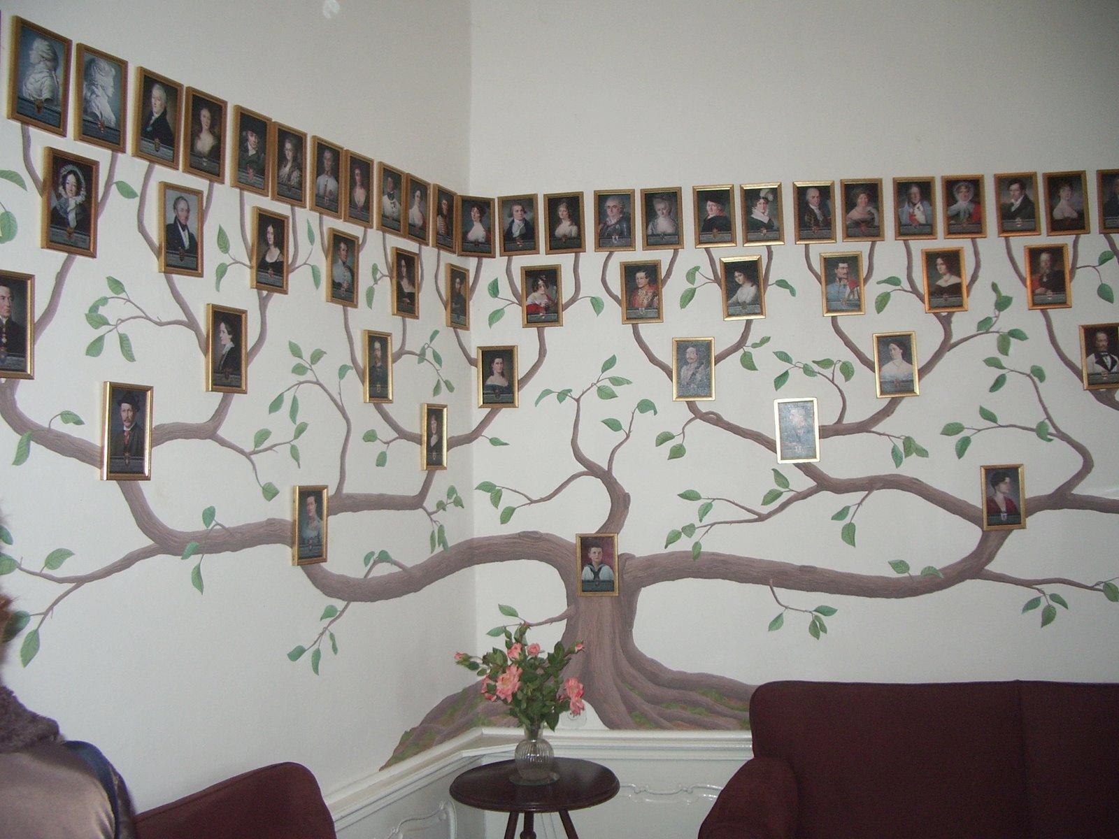 как правильно рисовать древо жизни инструкция