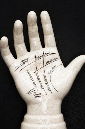 Как увидеть свою судьбу на руке