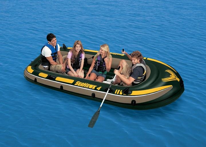 Поговорим о ремонте надувных лодок и о клеях для этих