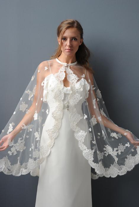 Как сделать накидку на платья