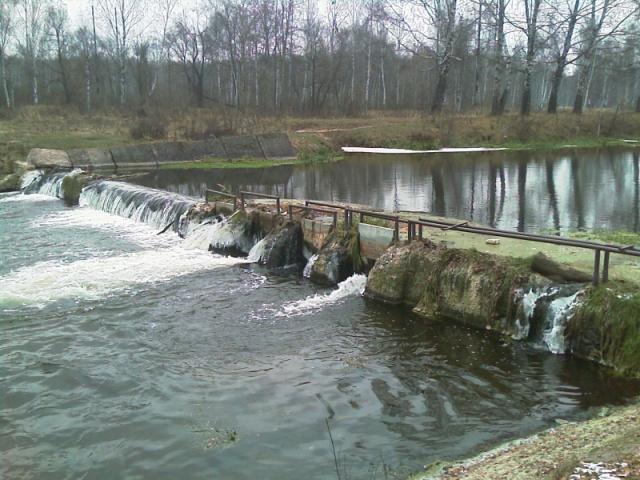 Как сделать плотину на ручье своими 743