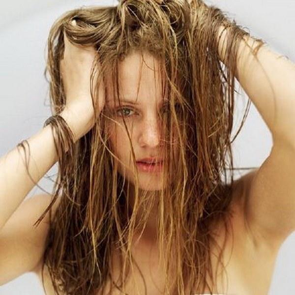 что делать волосы жирные