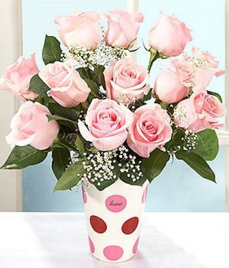 Что сделать чтобы розы дольше стояли в вазе