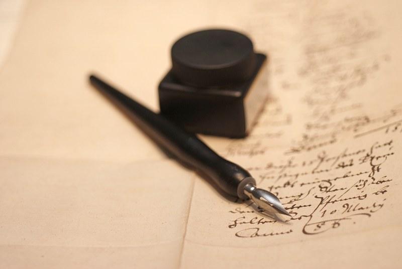 Романтическое письмо знакомство