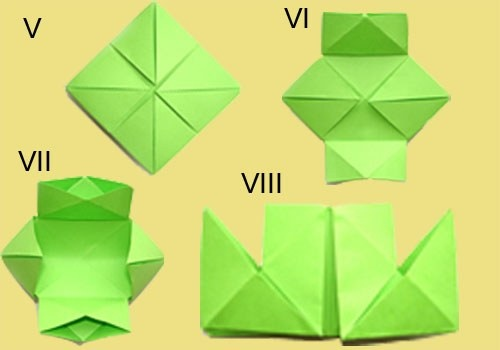 Как делать оригами для