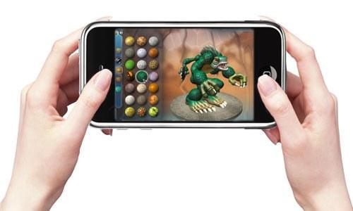 Как сделать игру на телефон