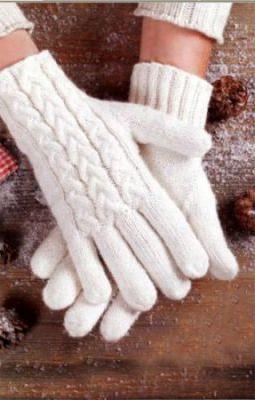 как вязать перчатки спицами детские перчатки спицами хобби и