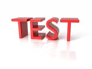 картинка тест