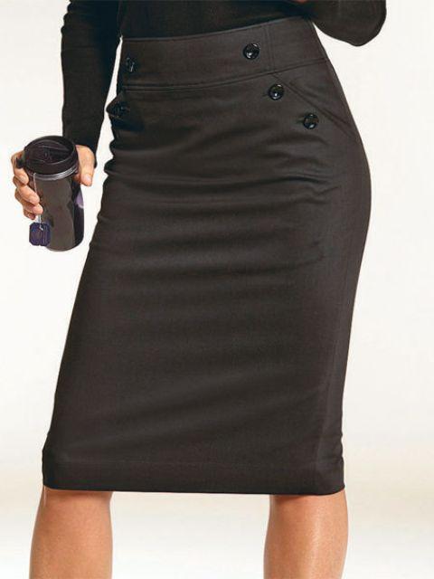 Как выкроить хорошую юбку
