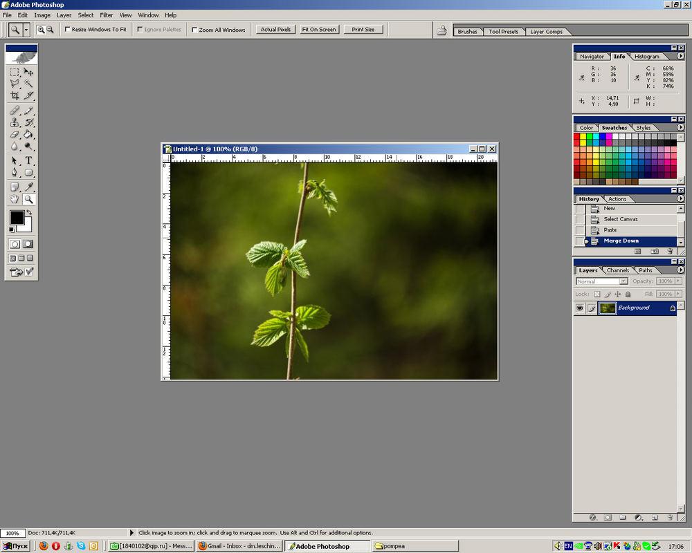 Как сделать закругленные углы в фотошопе фото 19