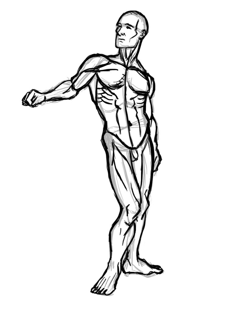 как рисовать челкаря инструкция