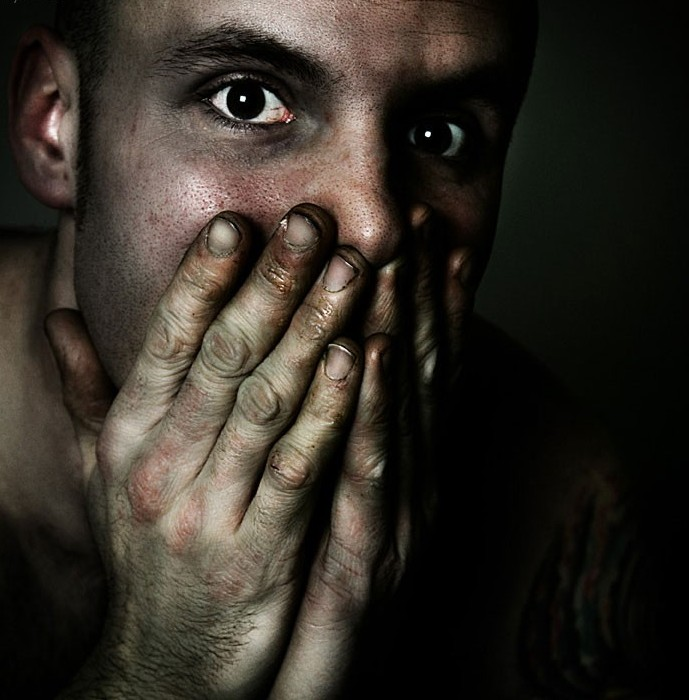 Страх фото