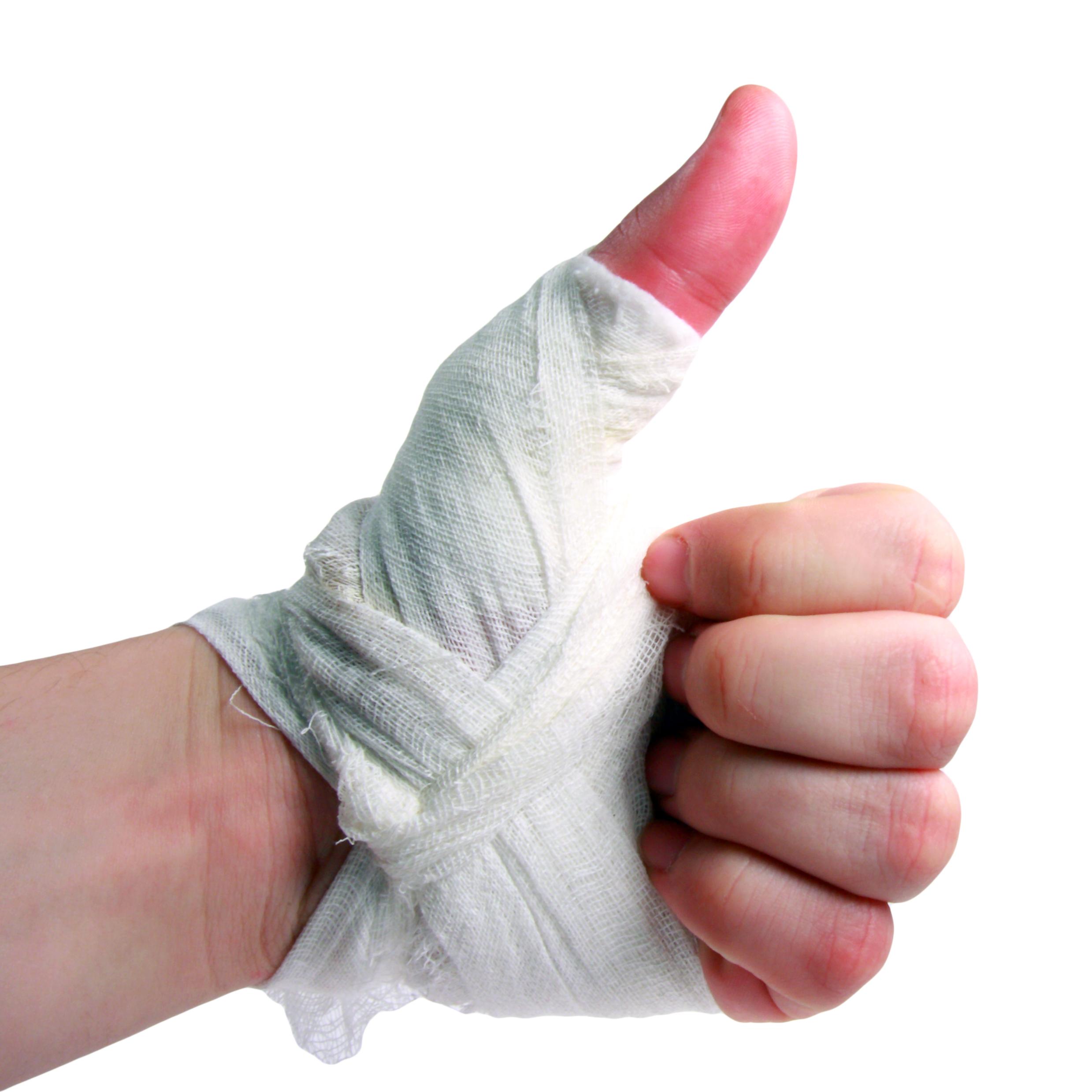 Повязка на все пальцы руки - Video-Med ru - YouTube