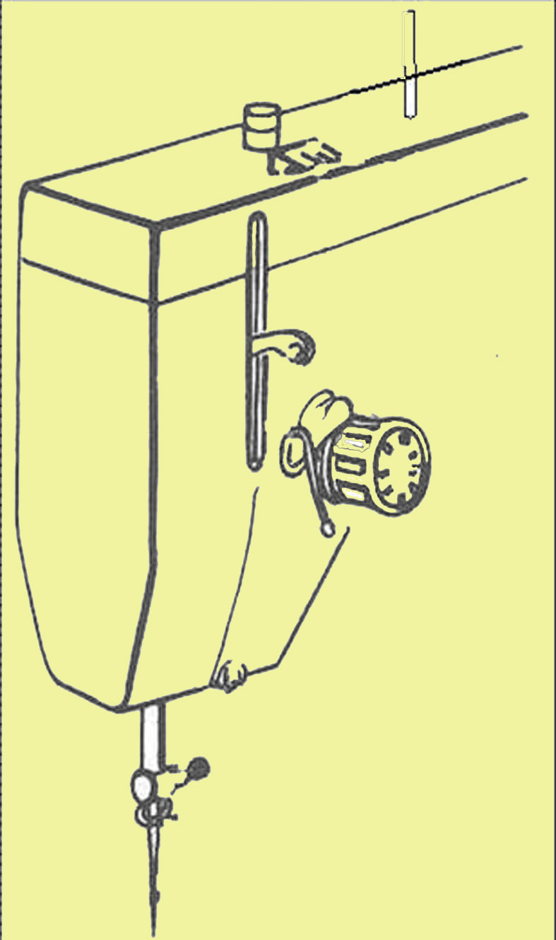 Инструкции по использованию швейной машинки