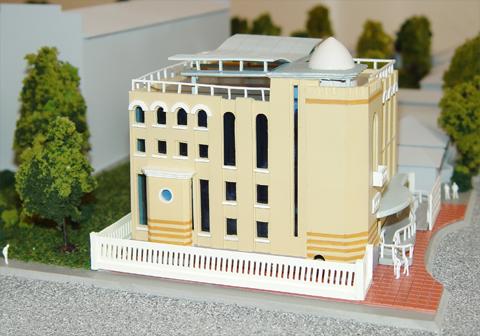 Макета здания школы как сделать своими с 957
