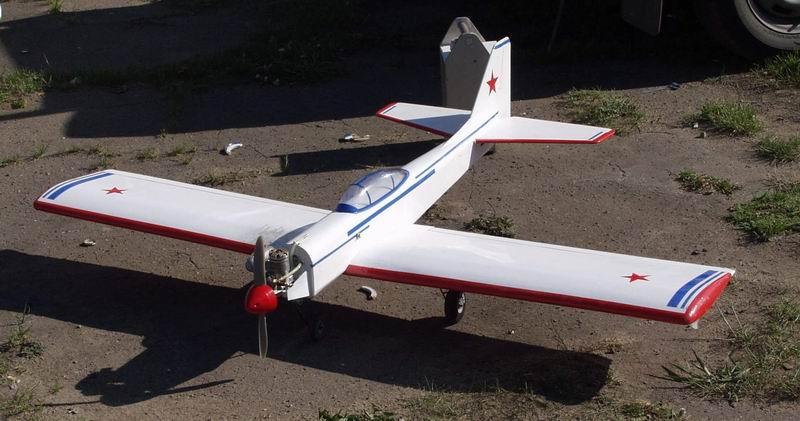 Настоящий самолет в домашних условиях 951