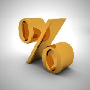 как определить процент от процента правило