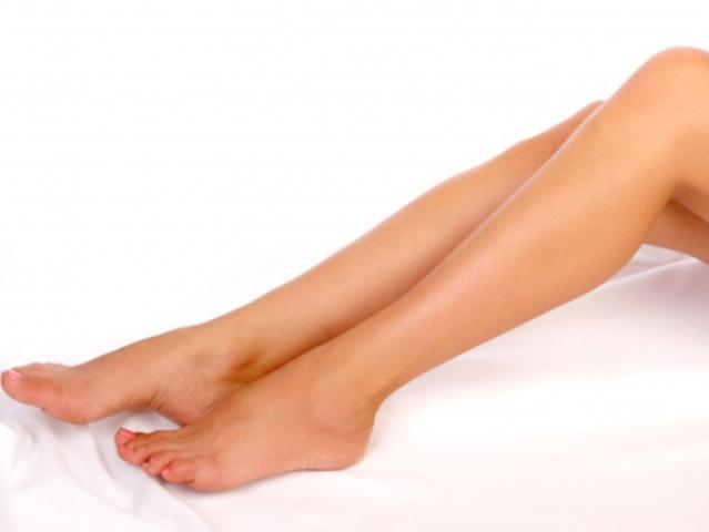 ноги они: