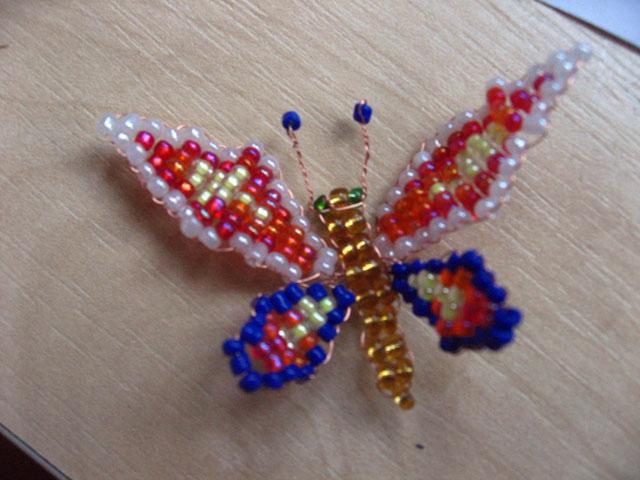 Для изготовления бабочки