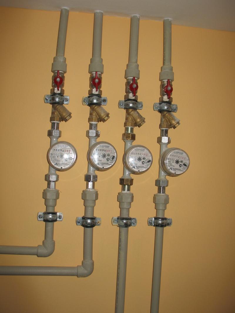 инструкция по контролю приборов учета воды
