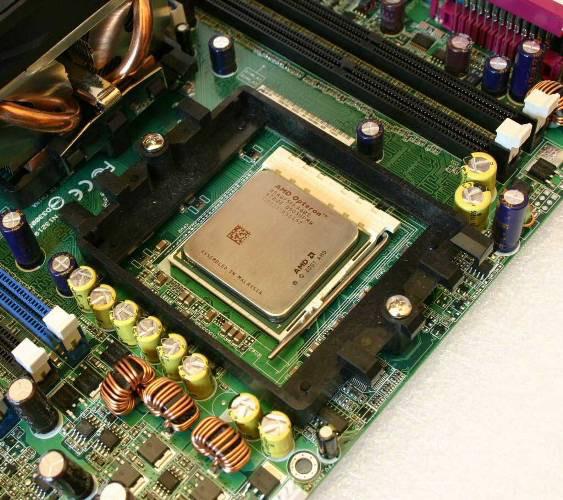 Как определить умер ли процессор