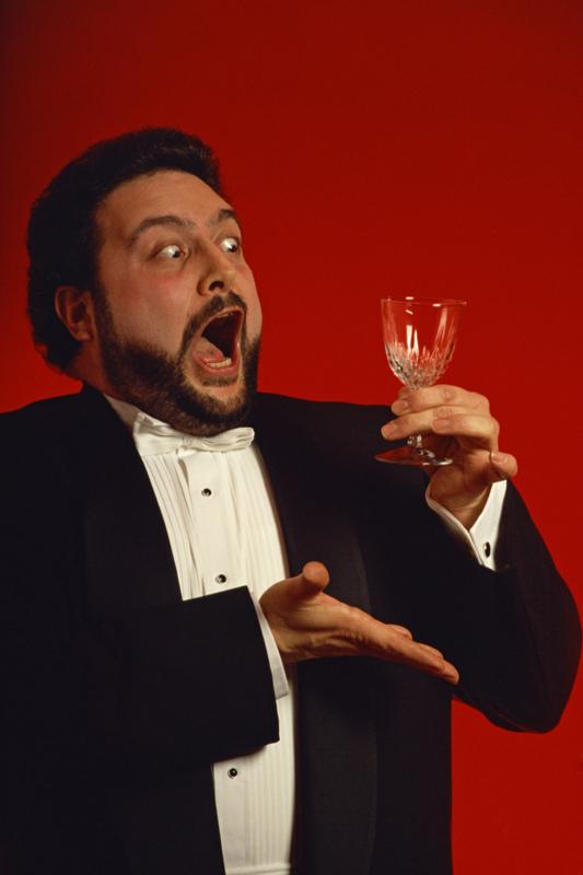 Как вибрирует голос у оперных певцов