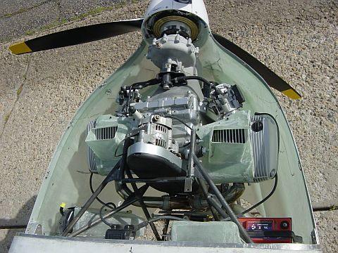 Как сделать летающие моторчики 91