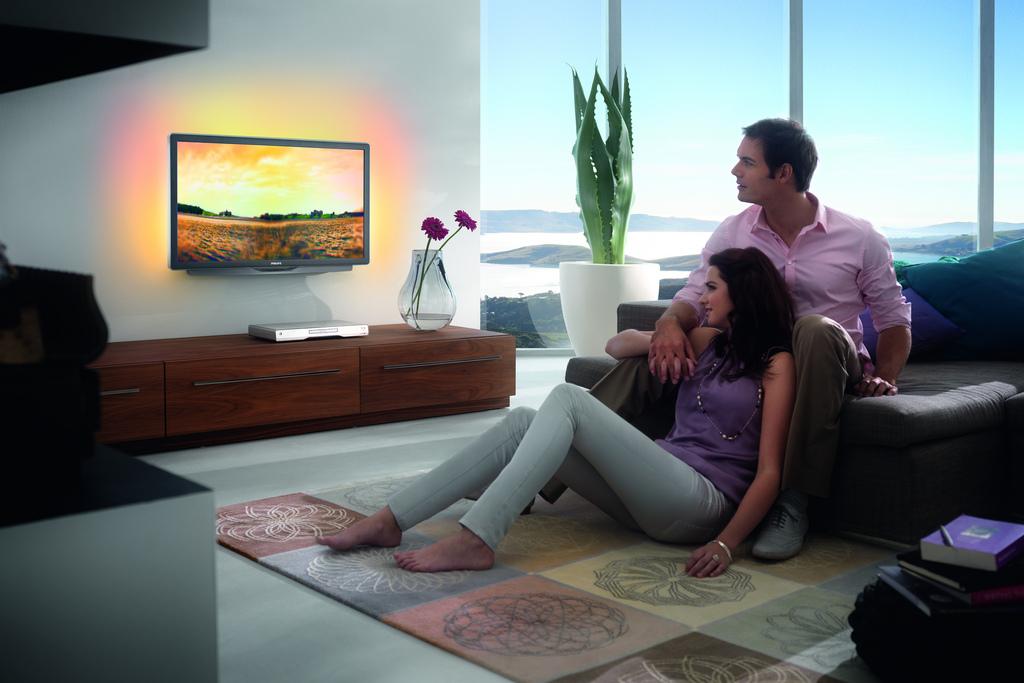 качество изображения телевизора: