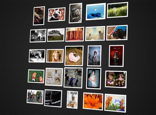 Как на сайте сделать слайд шоу топ сайтов по фотографиям