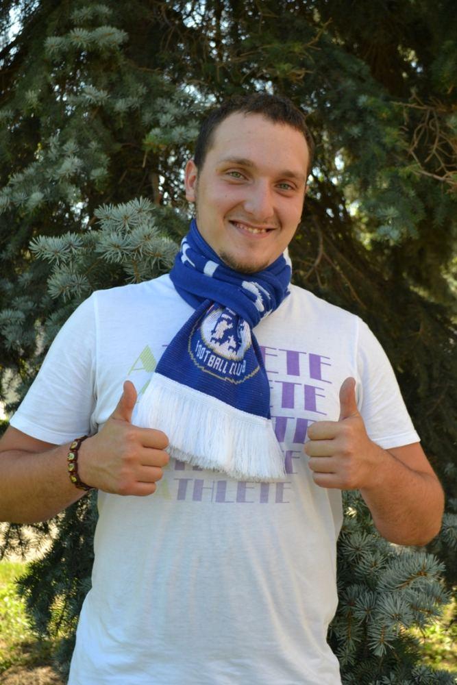 Как правильно завязывать фанатский шарф фото 360-51