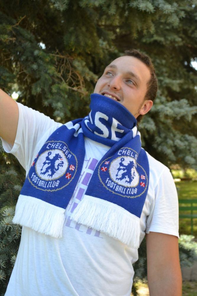 Как правильно завязывать фанатский шарф фото 360-29