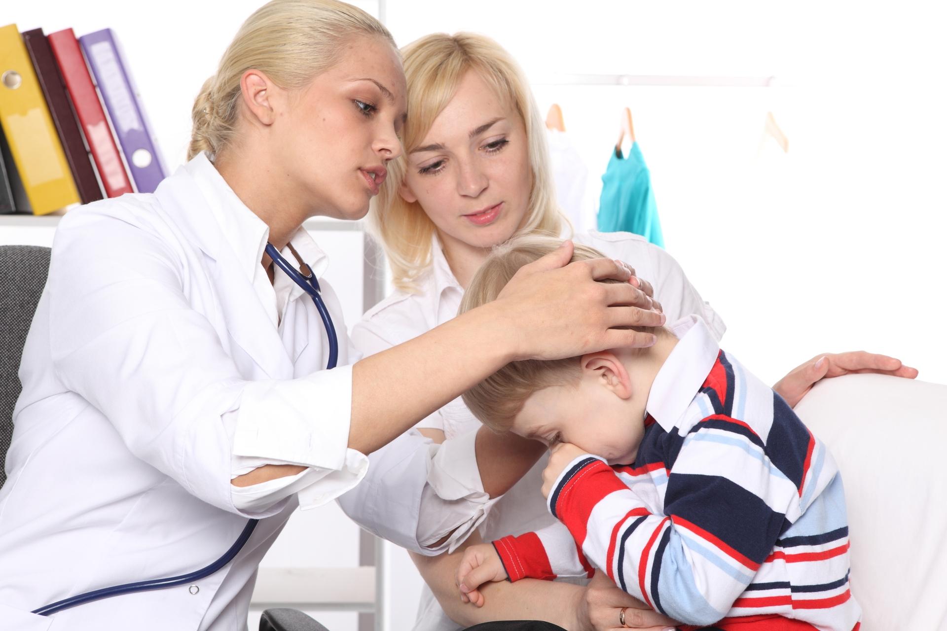 чем лечить аденоид у ребенка схема