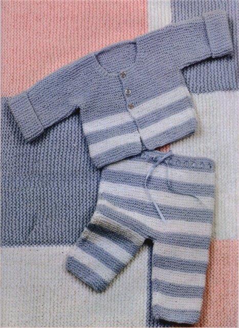 Как вязать детские штанишки :: вязаные детские штанишки