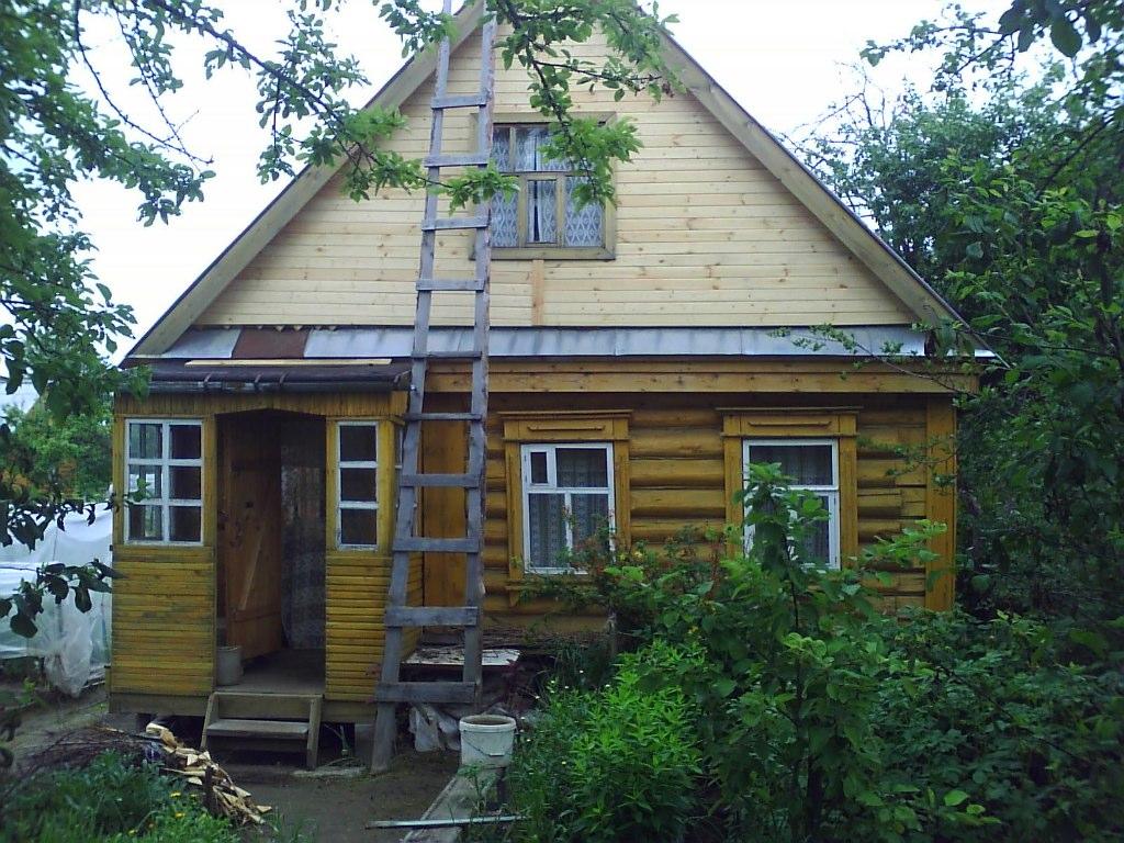 Дом в деревне построить
