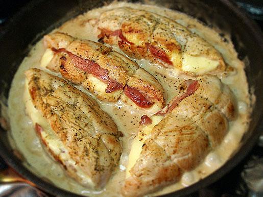 Приготовить грудку индейки в духовке