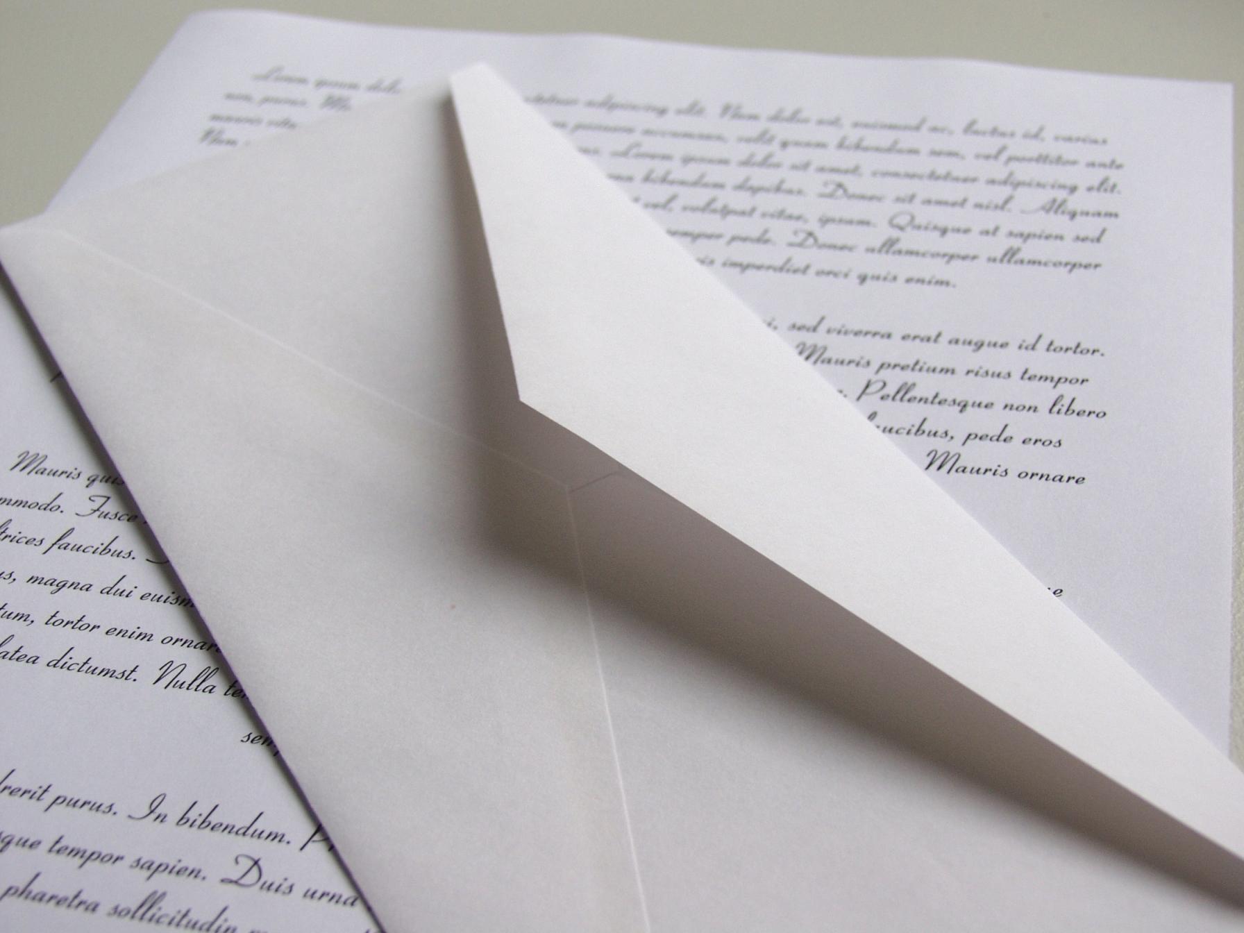 Образец письма главе администрации района