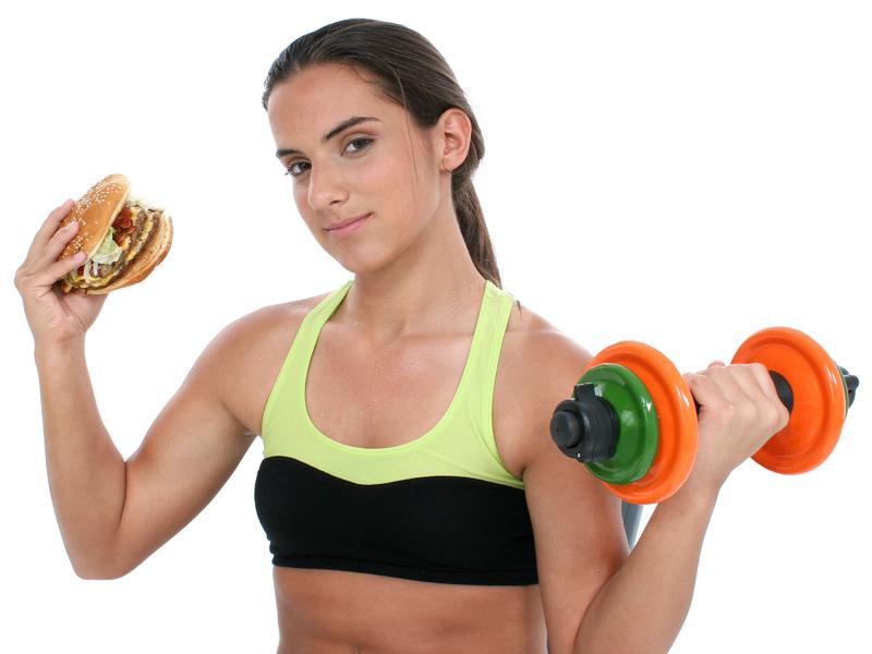 набрать в мышцах как вес