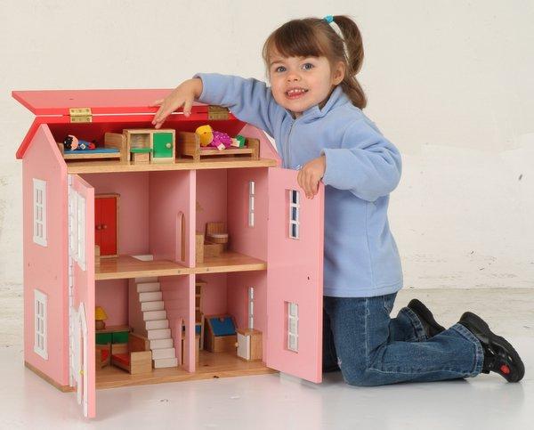 как собрать домик для барби инструкция - фото 11