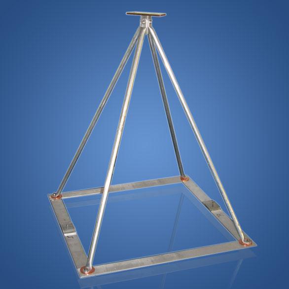 сделать лечебную пирамиду