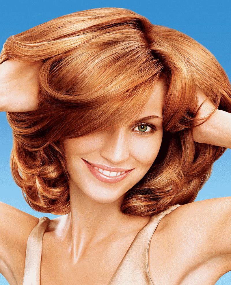Как быстрее смыть тонирование с волос