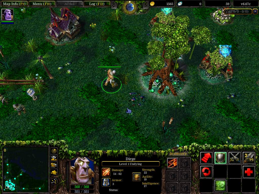 скачать карту для Warcraft 3 Frozen Throne - фото 4