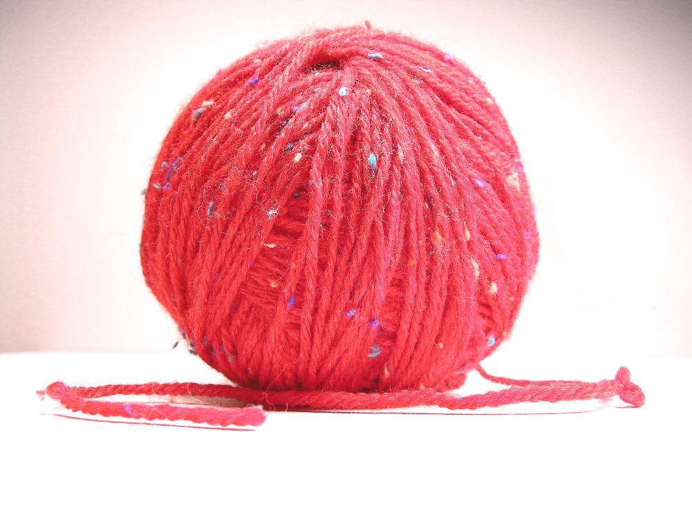 2: Как связать шар крючком