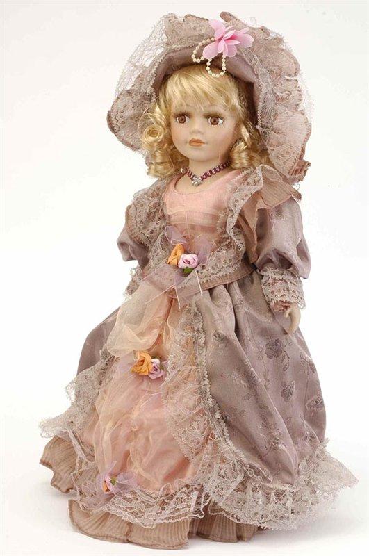 Как в домашних условиях сделать фарфоровую куклу 97