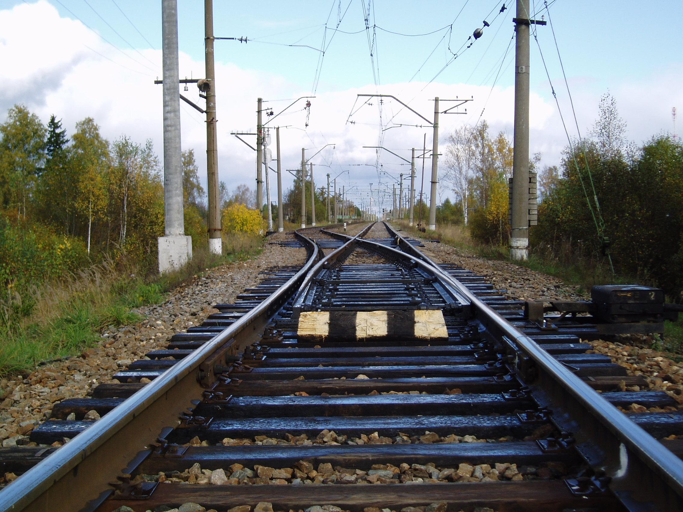 про железную дорогу картинки