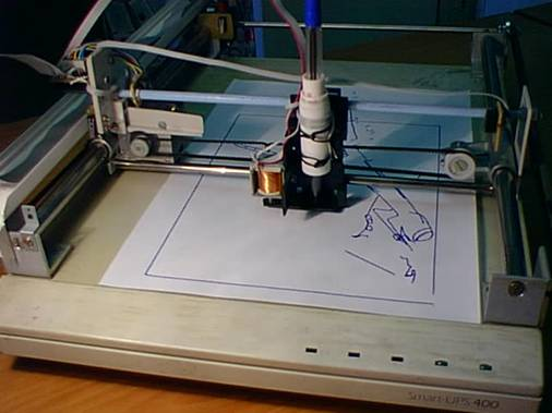 Из старого принтера своими руками