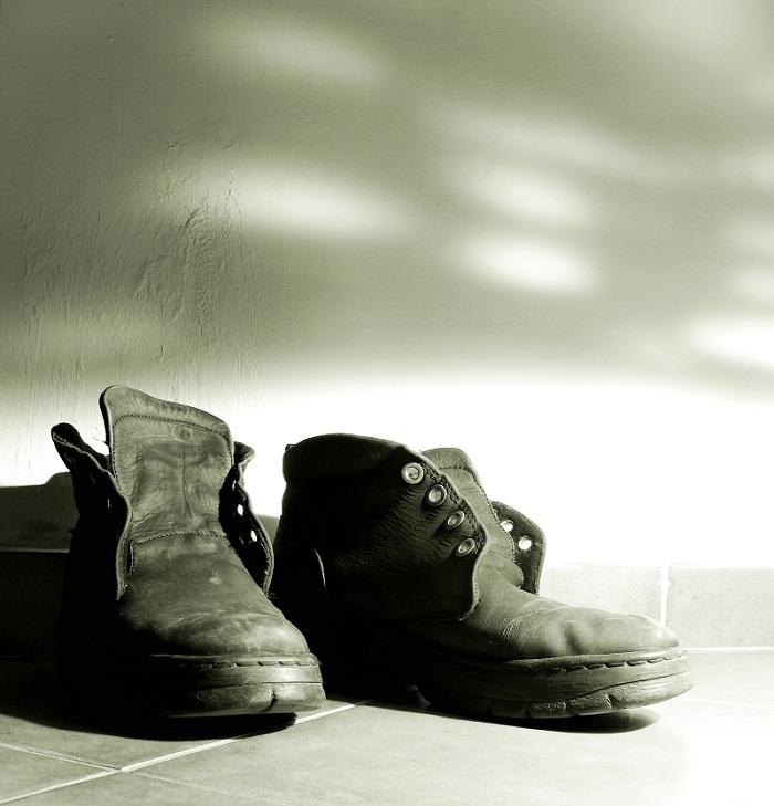 Как очистить соль с кожаной обуви 🚩 Как очистить соль с кожаной обуви 🚩 Обувь