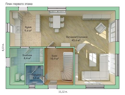 Как сделать план квартиры фото 102