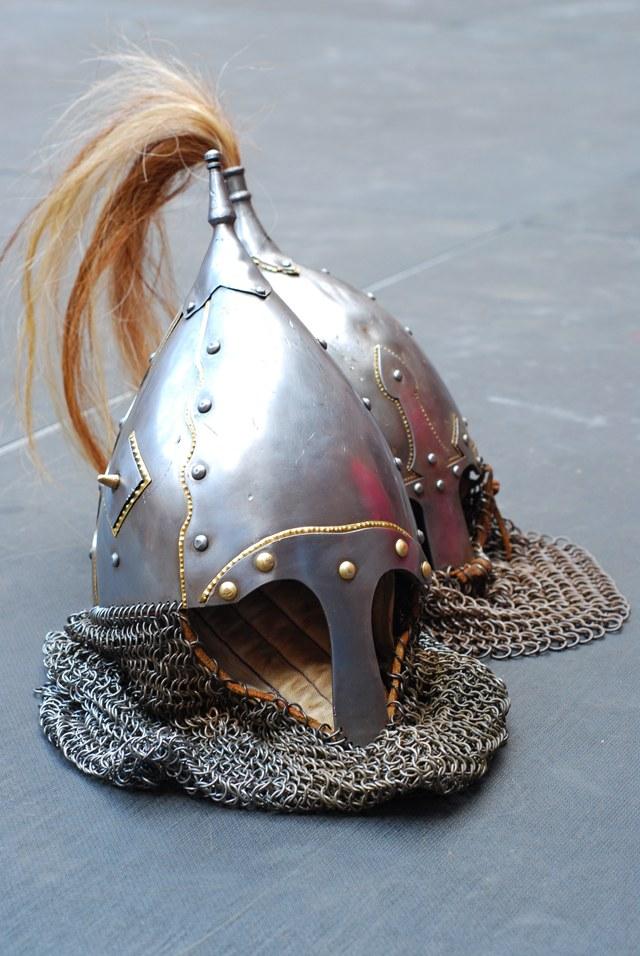 Как можно сделать шлем 11