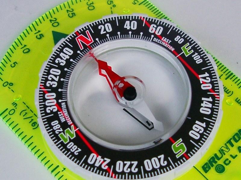 как пользоваться компасом в лесу без карты инструкция - фото 11